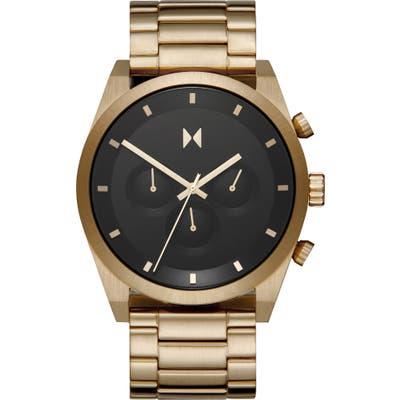 Mvmt Element Chronograph Bracelet Watch, 4m