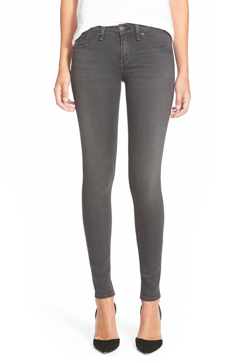 618e3be1bb4f16 rag & bone/JEAN 'The Legging' Super Skinny Jeans (Premier Grey ...
