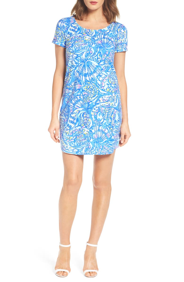 LILLY PULITZER<SUP>®</SUP> Tammy UPF 50+ Dress, Main, color, 461