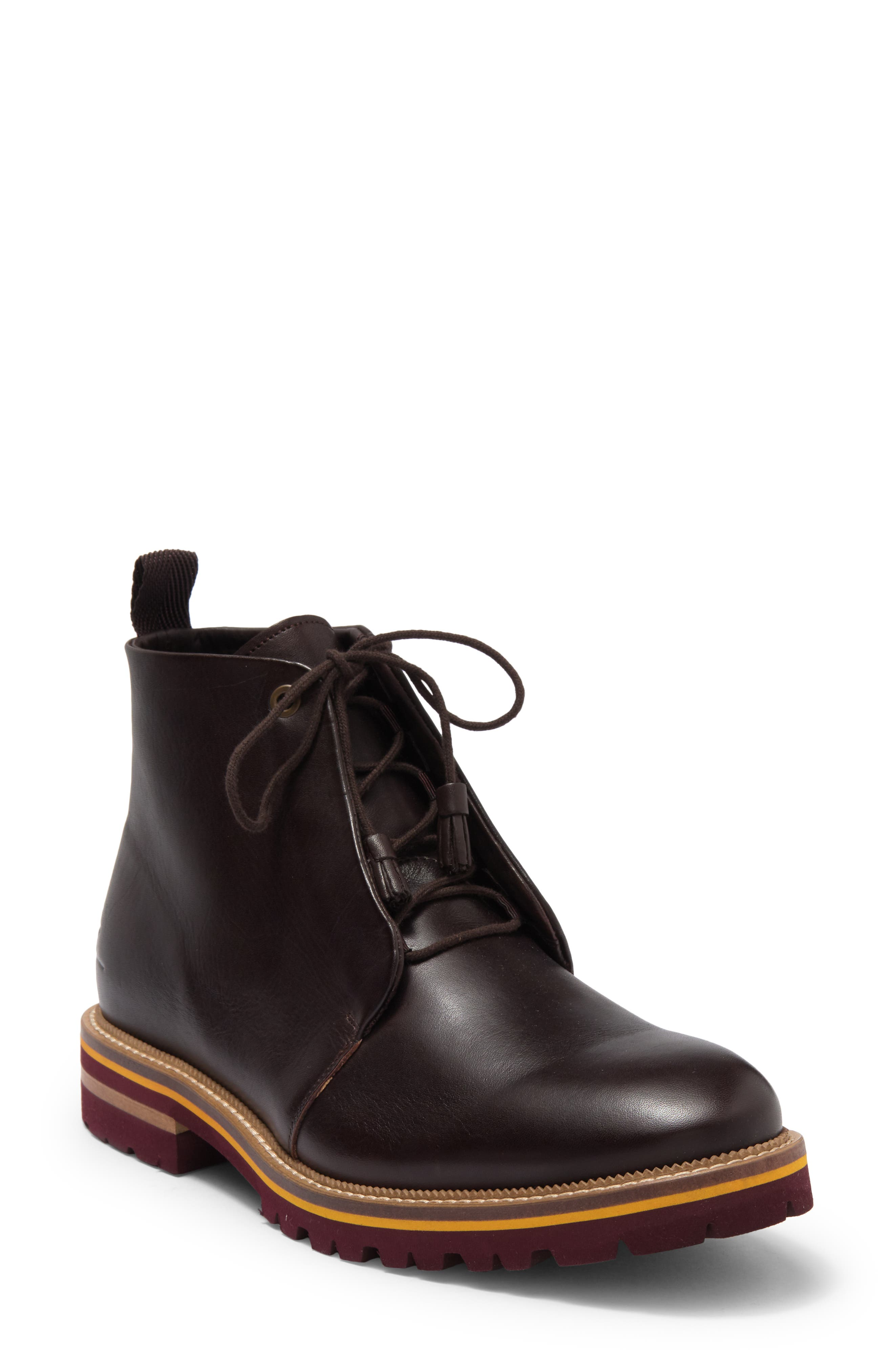 Image of Bacco Bucci Alesia Lace Up Boot
