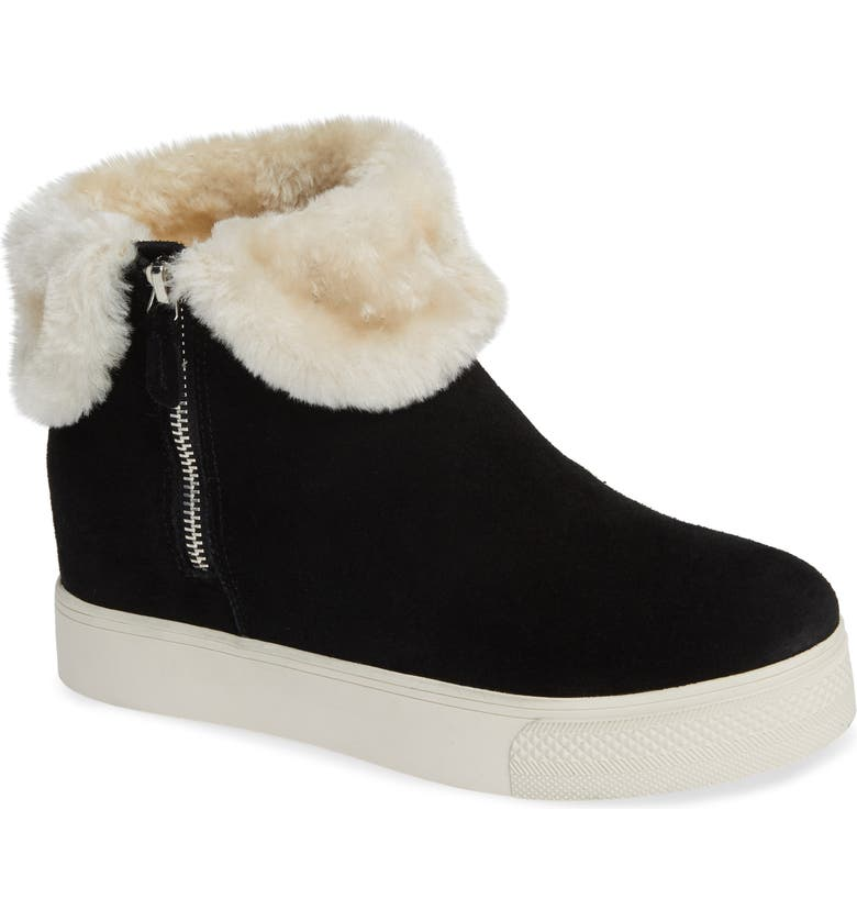 fb8c9ca050c Faux Fur Lined Sneaker