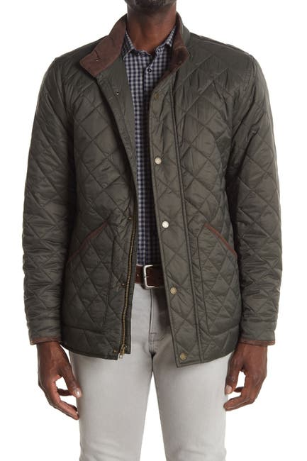 Image of weatherproof Diamond Quilted Jacket