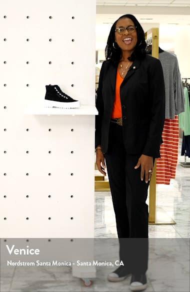 2341 Sue High Top Platform Sneaker, sales video thumbnail
