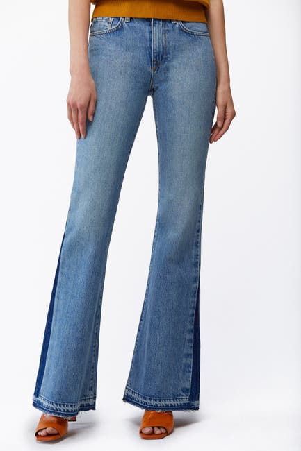 Image of BALDWIN Willow Flare Jeans