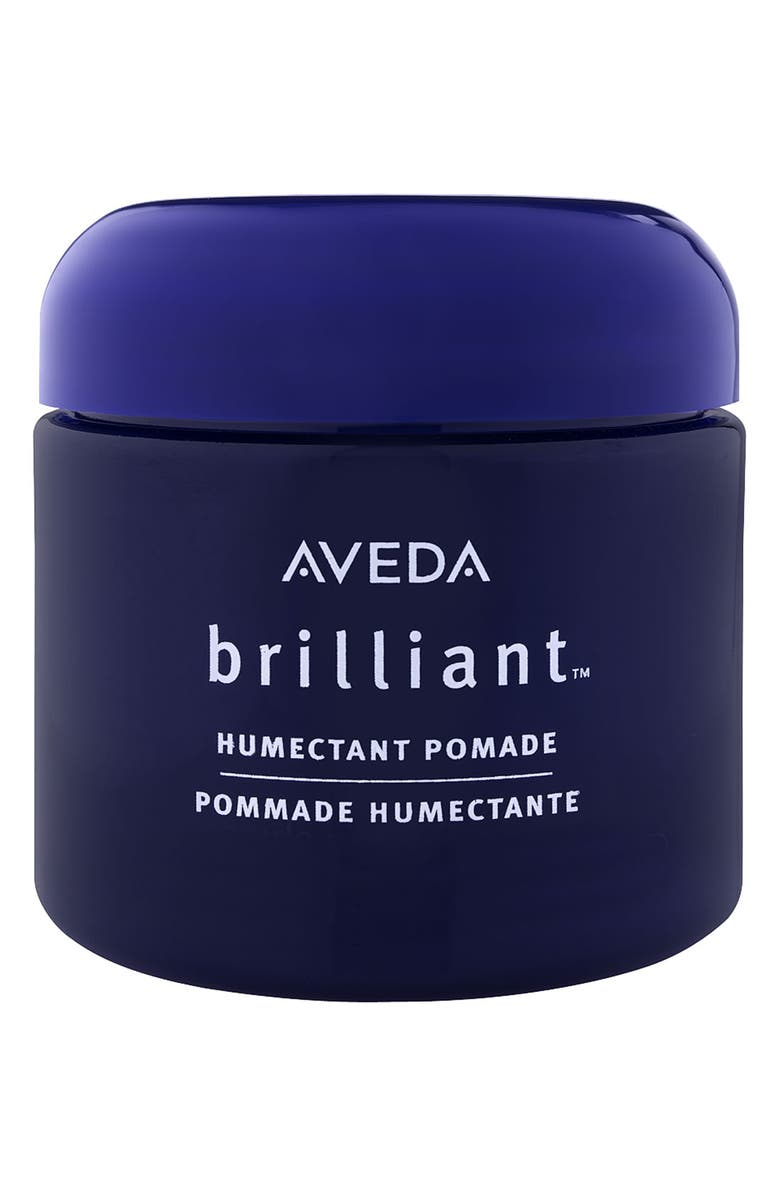 AVEDA brilliant<sup>™</sup> Humectant Pomade, Main, color, No Color