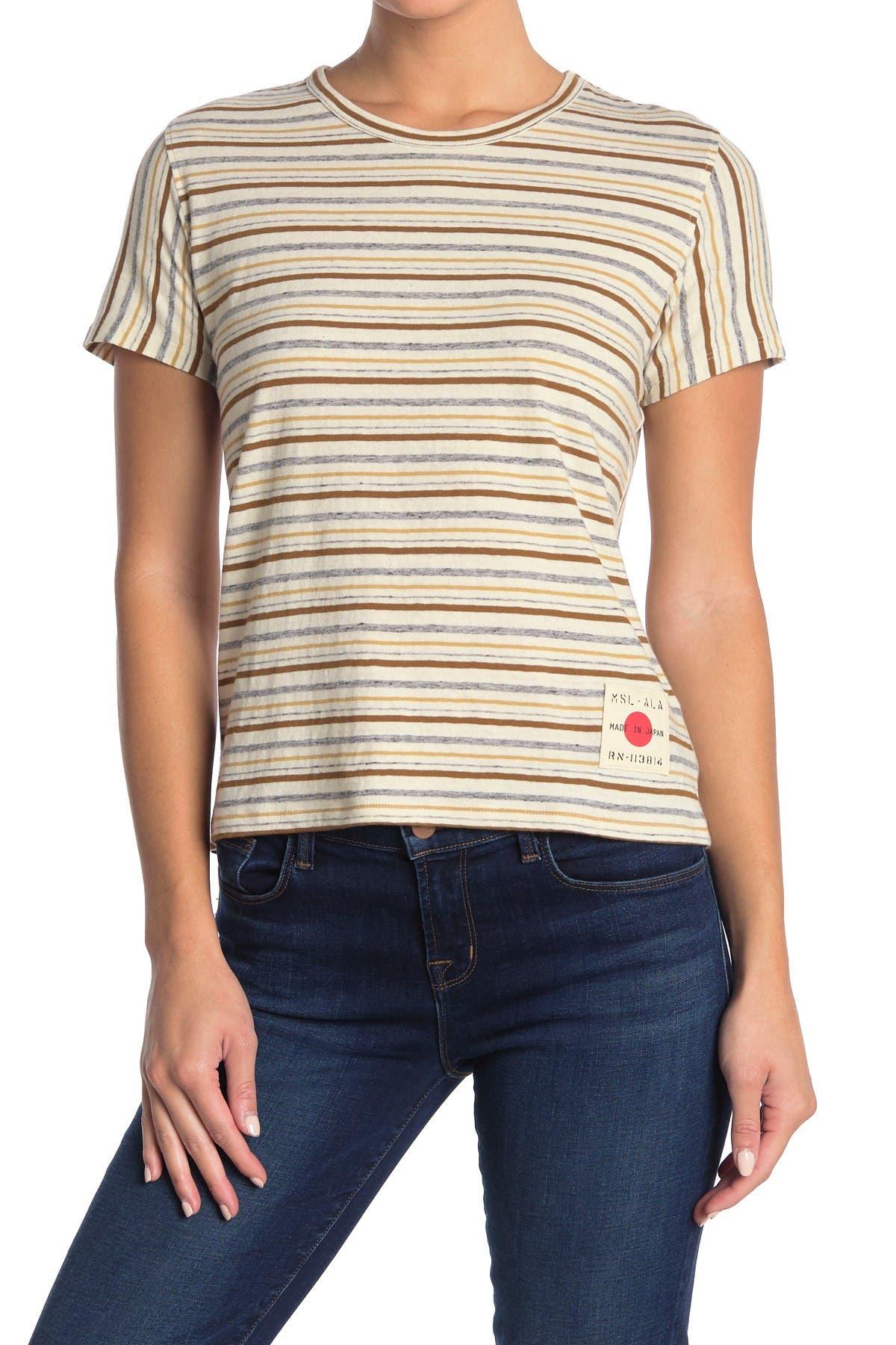 Image of Billy Reid Desert Tee Shirt