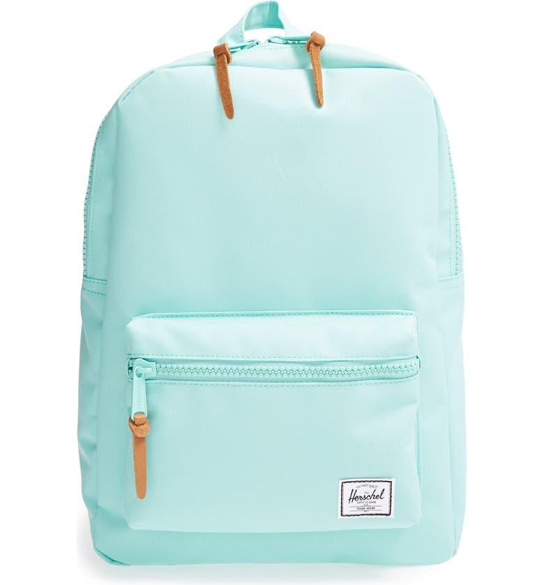 HERSCHEL SUPPLY CO. 'Settlement - Eton Blue' Backpack, Main, color, 400