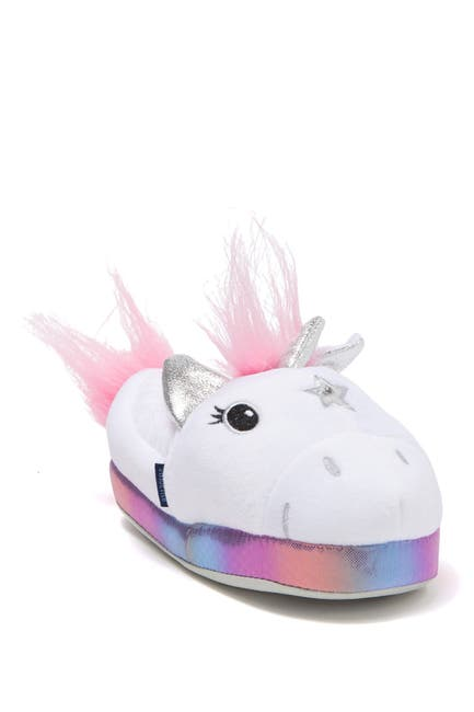 Image of Stride Rite Molly Lighted Unicorn Slipper