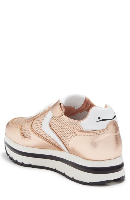 Image of Viola Blanche May Metallic Sneaker