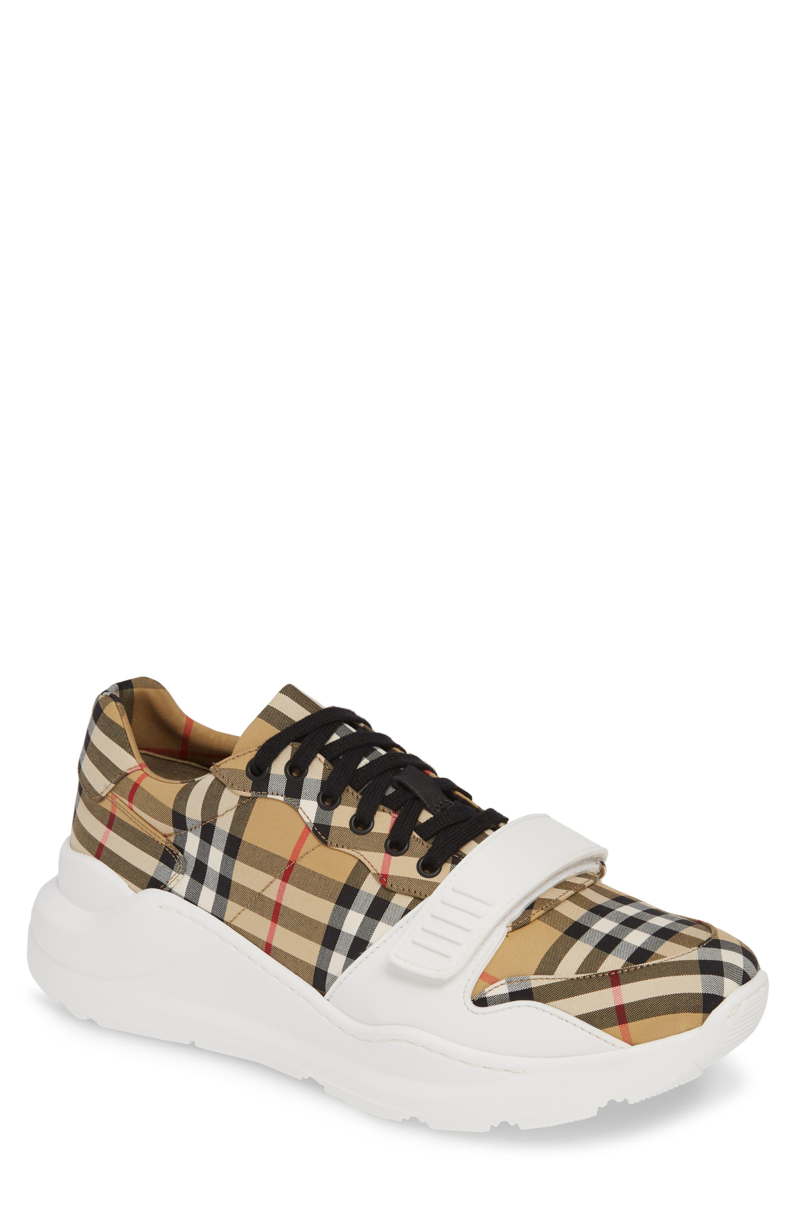 Burberry Regis Sneaker (Men) | Nordstrom