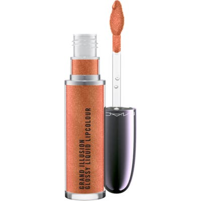 MAC Grand Illusion Glossy Liquid Lipcolor - Autumn Russet