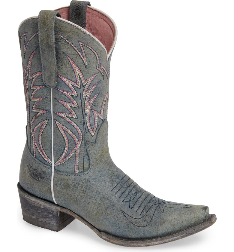 LANE BOOTS x Junk Gypsy Dirt Road Dreamer Western Boot, Main, color, 020