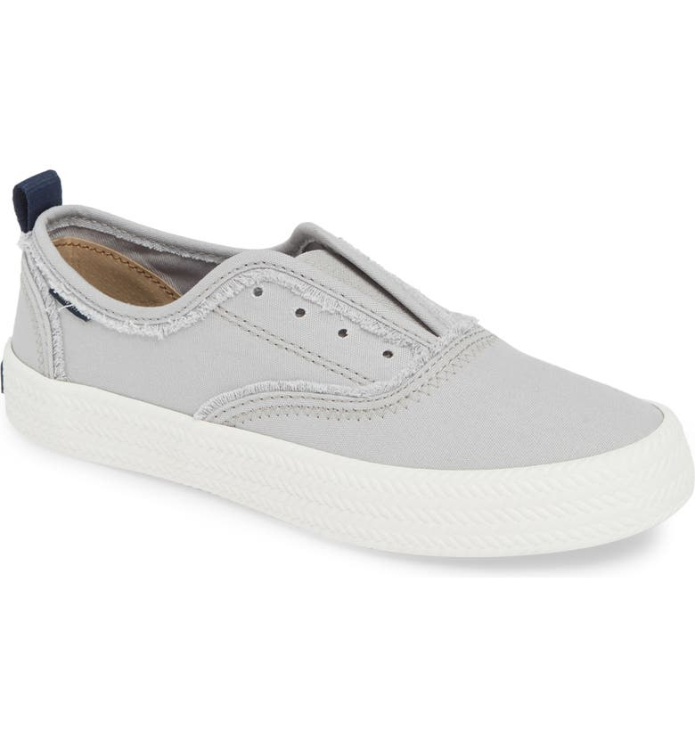 SPERRY Crest Rope Laceless Sneaker, Main, color, 050