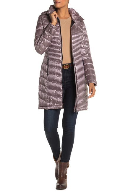 Image of Calvin Klein Packable Down Blend Jacket
