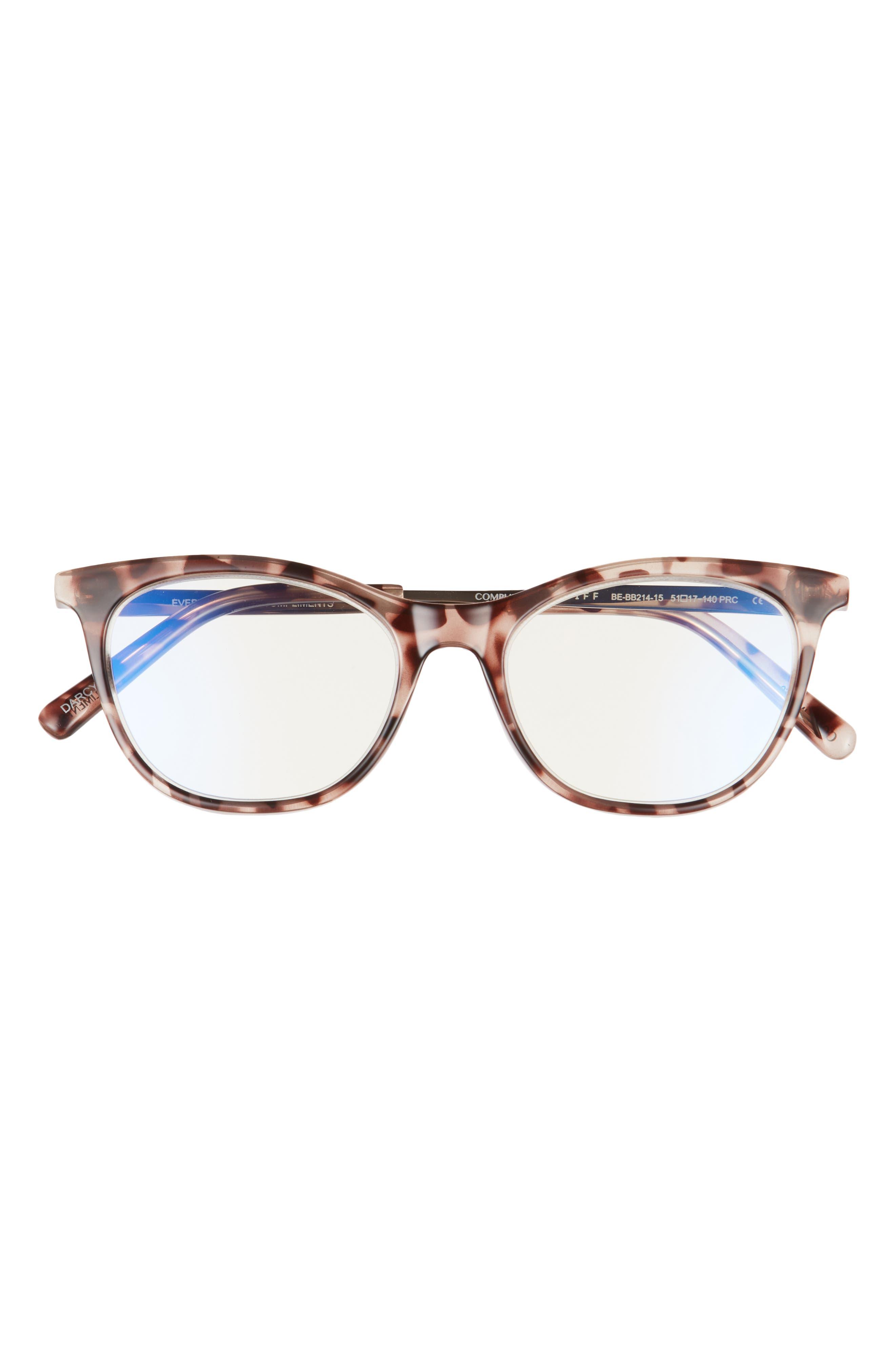 Darcy 51mm Blue Light Blocking Reading Glasses