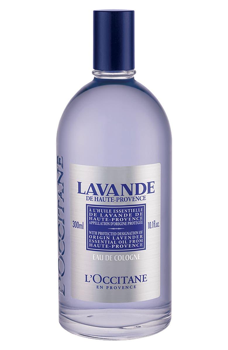 L'OCCITANE Lavender Eau de Cologne, Main, color, 000