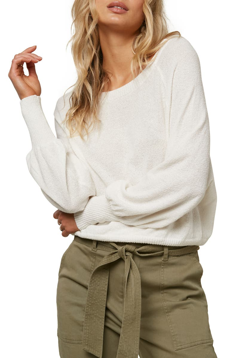 O'NEILL Keiki Sweater, Main, color, NAKED