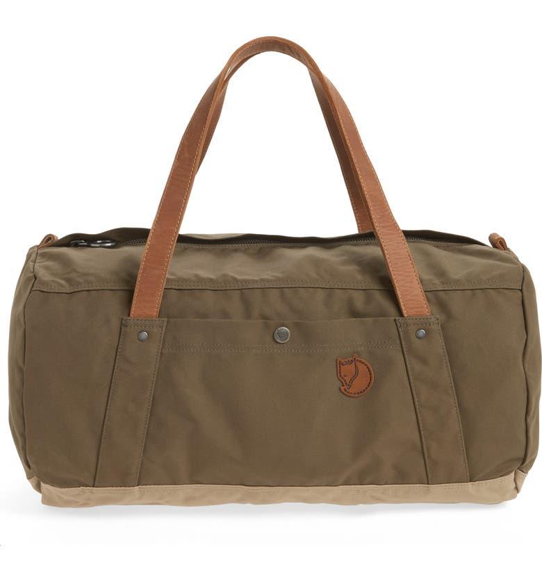 FJÄLLRÄVEN 'Duffel No.4' Water Resistant Duffel Bag, Main, color, 283