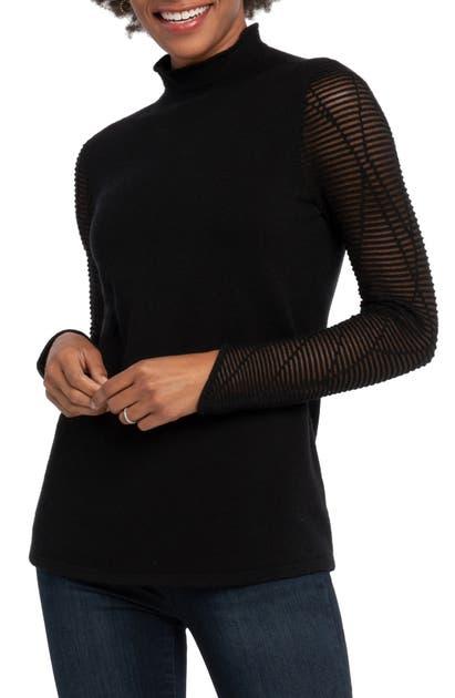 Nic + Zoe Sweaters NIGHT SHIFT SWEATER