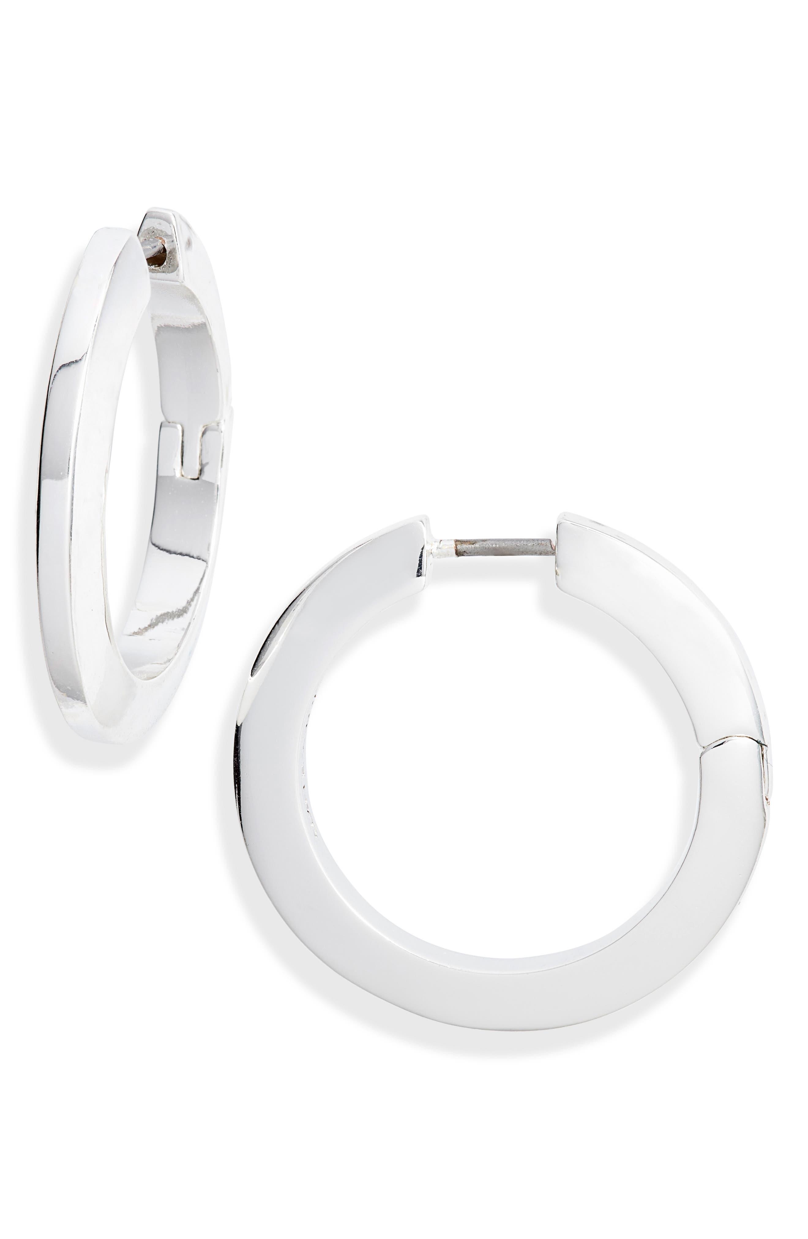 Toni Hoop Earrings