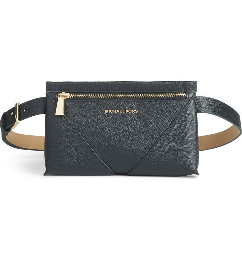 Michael Kors Leather Belt Bag Nordstrom