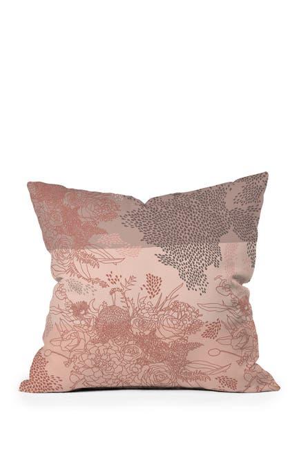 Deny Designs Iveta Abolina Bardot Vineyard Square Throw Pillow Nordstrom Rack