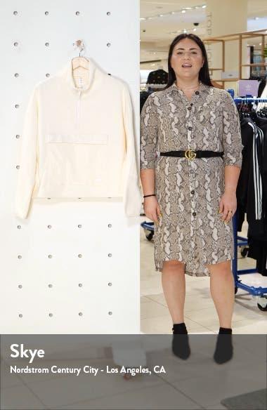 Blackcomb Polar Fleece Half Zip Pullover, sales video thumbnail