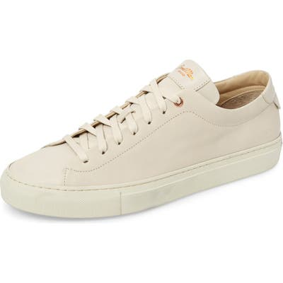 Good Man Brand Edge Sneaker- Beige