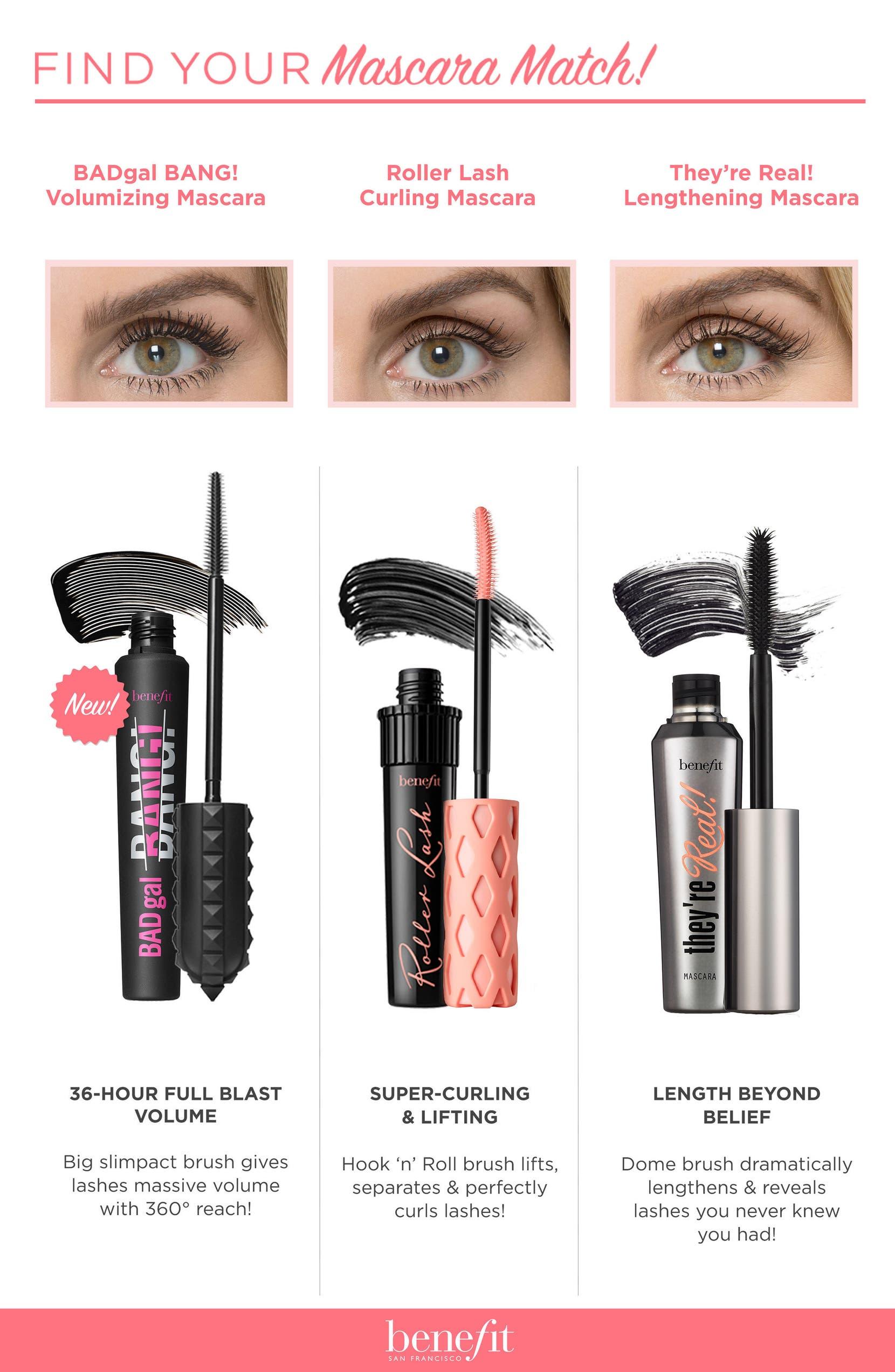 1a9a4e6b00e Benefit BADgal BANG! Volumizing Mascara | Nordstrom