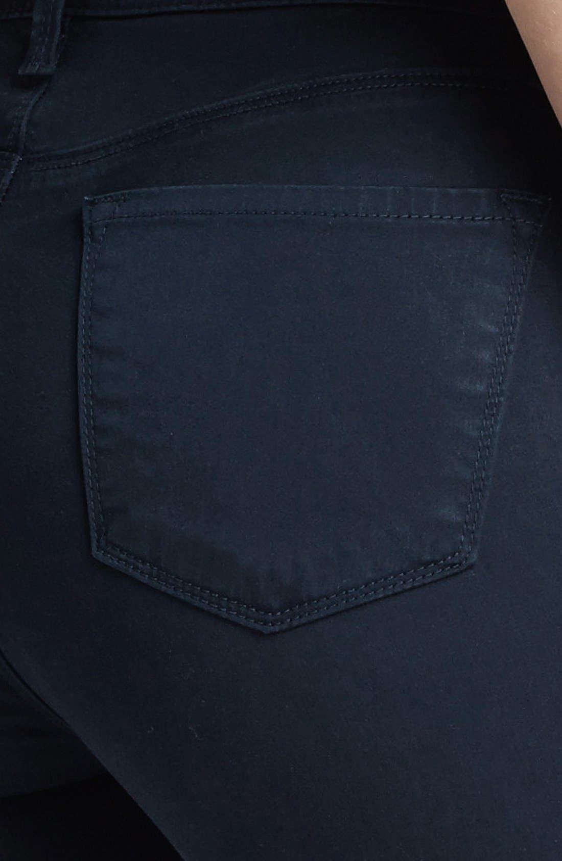 ,                             '485' Mid Rise Super Skinny Jeans,                             Alternate thumbnail 40, color,                             410