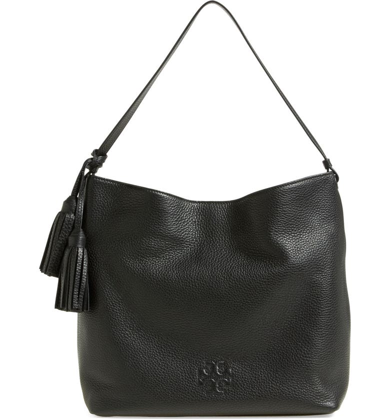 401ca5587 Tory Burch 'Thea' Leather Hobo | Nordstrom