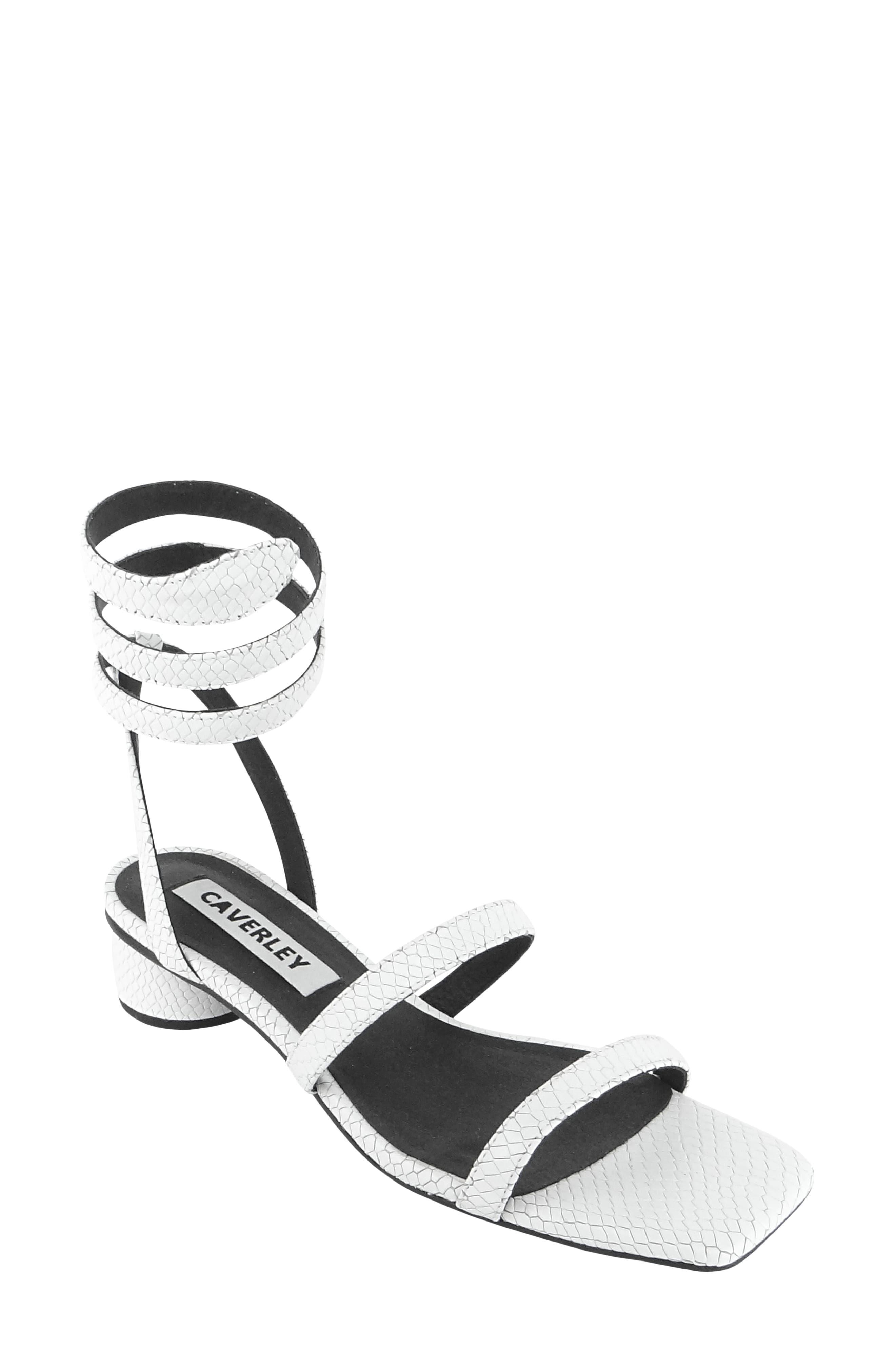 Kadence Ankle Wrap Sandal