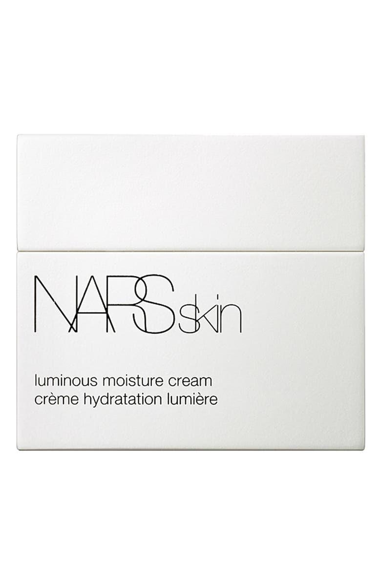 NARS Skin Luminous Moisture Cream, Main, color, NO COLOR