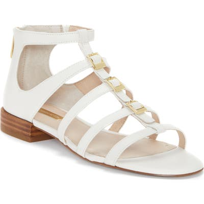 Louise Et Cie Arely Strappy Sandal- White