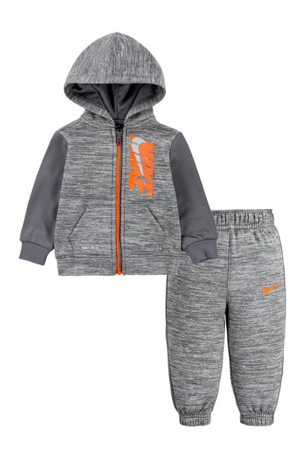 Image of Nike Colorblock Therma 2-Piece Set