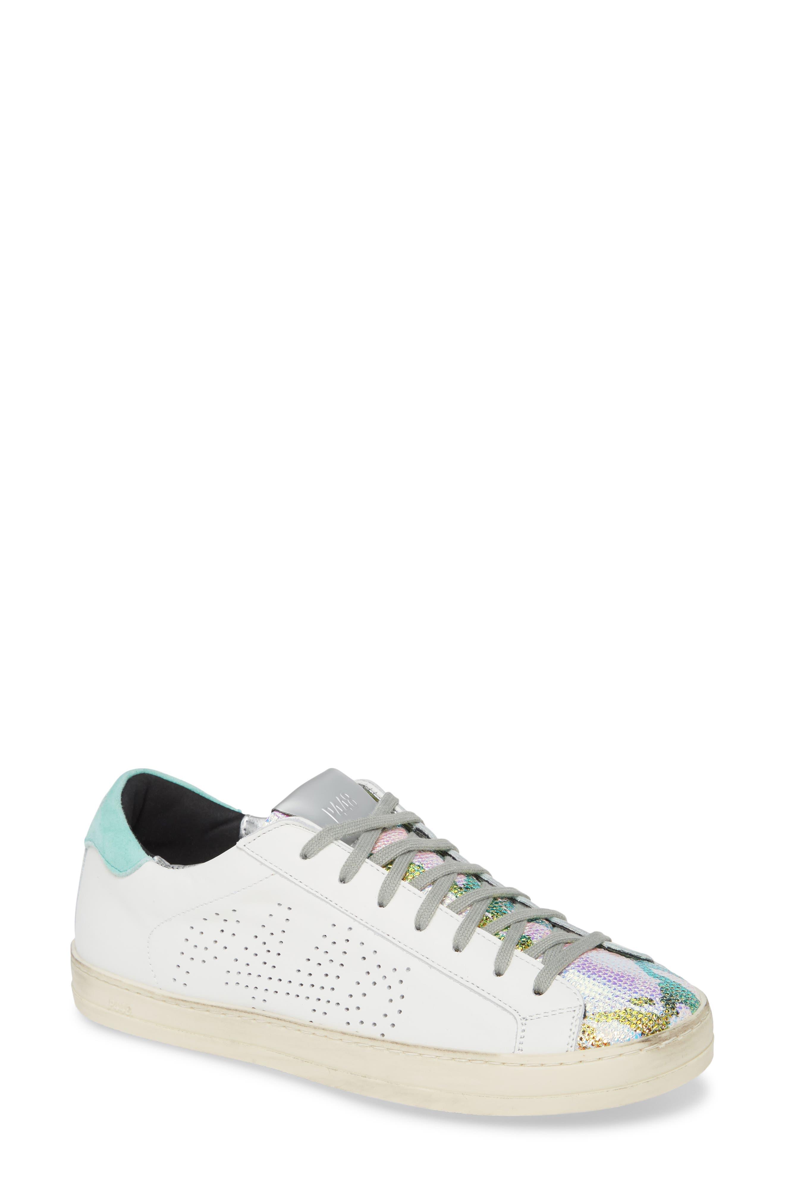 P488 John Low Top Sneaker (Women