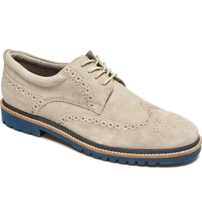 ROCKPORT Marshall Wingtip Derby, Main, color, 251
