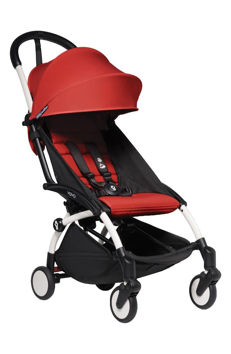 BABYZEN<SUP>™</SUP> YOYO² 6+ Stroller, Main, color, RED