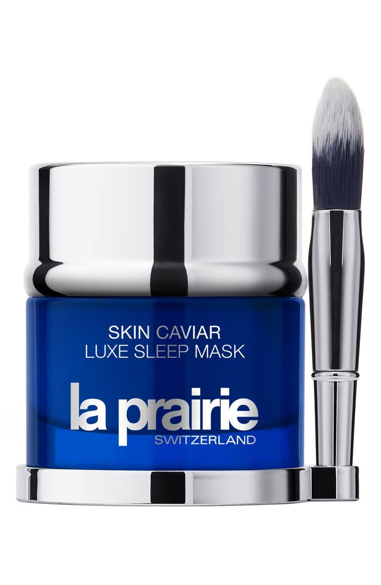 LA PRAIRIE Skin Caviar Luxe Sleep Mask, Main, color, NO COLOR
