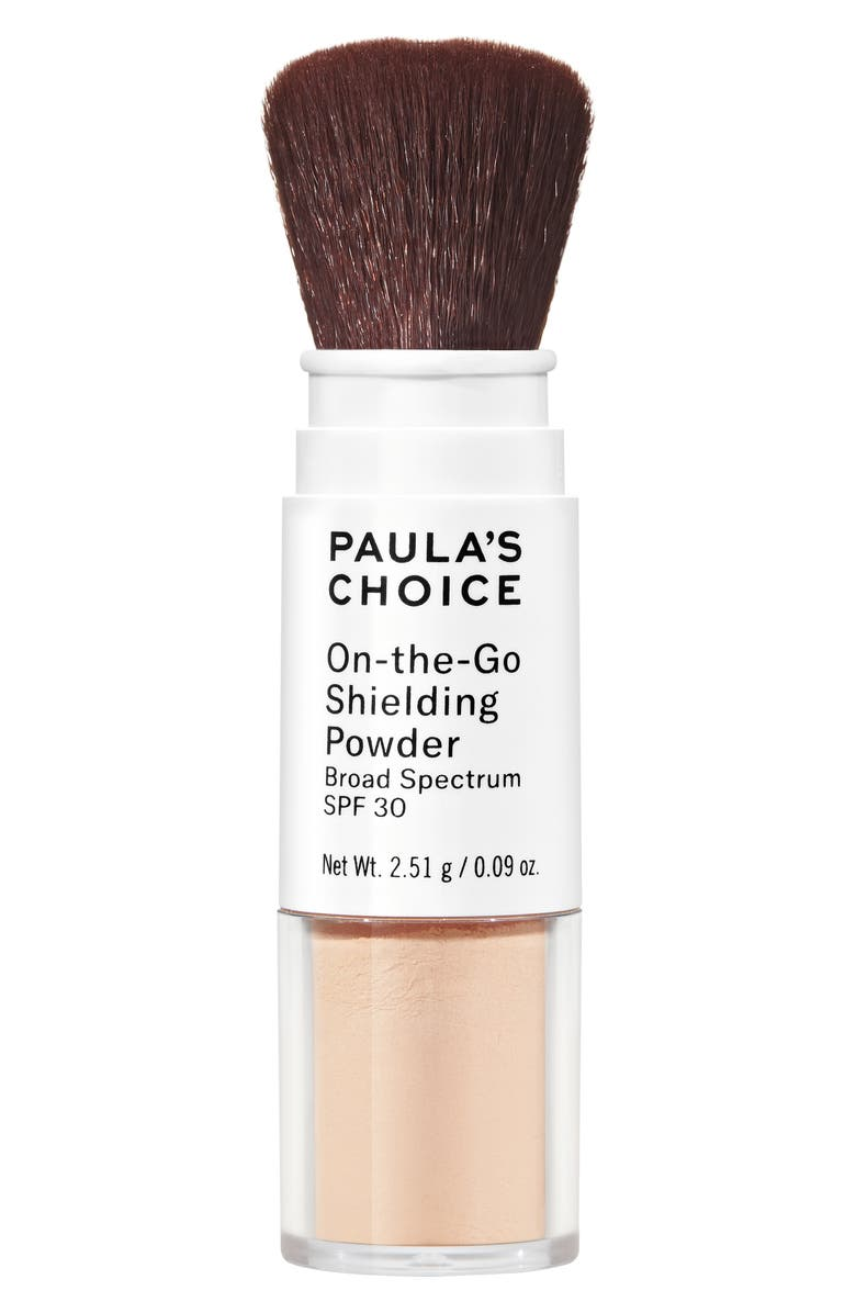 PAULA'S CHOICE On-The-Go Shielding Powder Broad Spectrum SPF 30, Main, color, NO COLOR