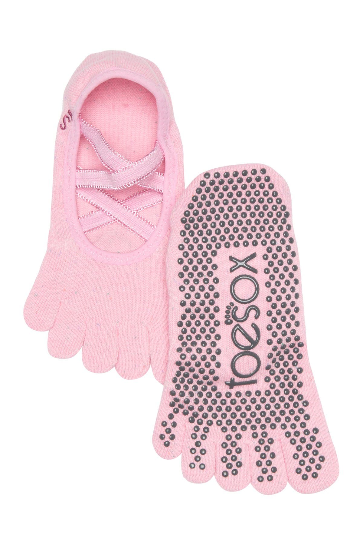 Image of ToeSox Full Toe Elle Grip Socks