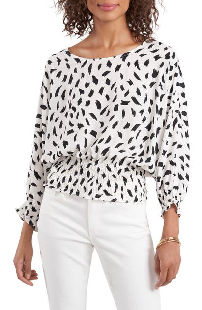 Vince Camuto DOLMAN SLEEVE BLOUSE