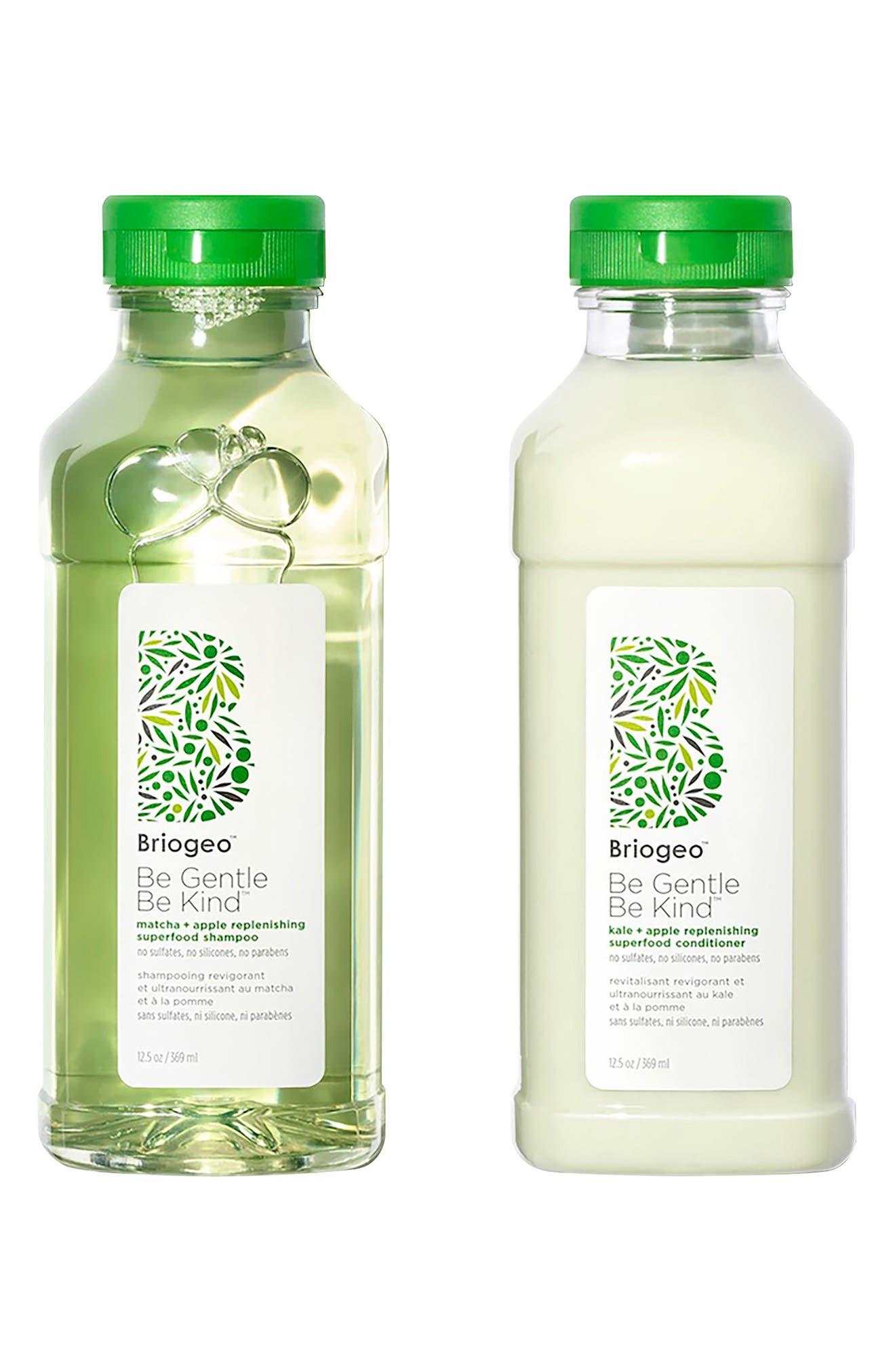 Superfoods Replenishing Shampoo & Conditioner Set