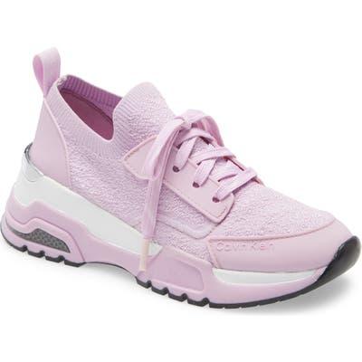 Calvin Klein Hensley Sneaker, Pink