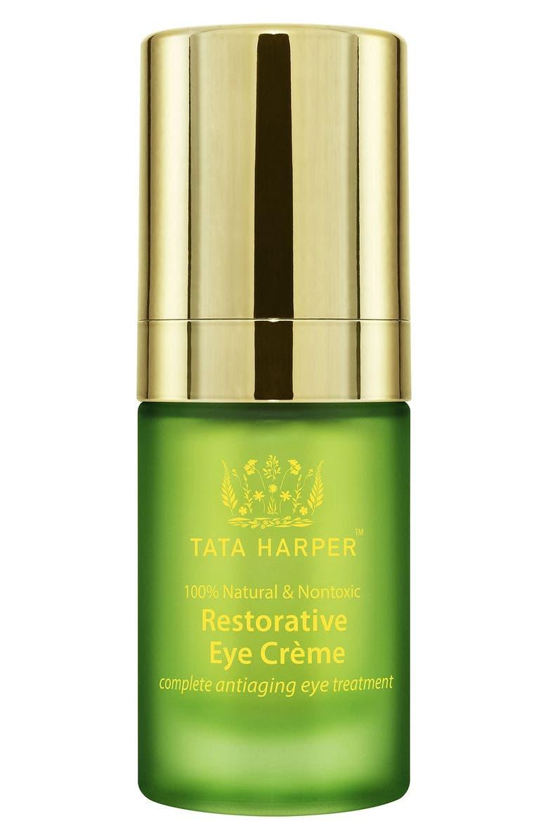TATA HARPER SKINCARE Restorative Eye Crème, Main, color, NO COLOR