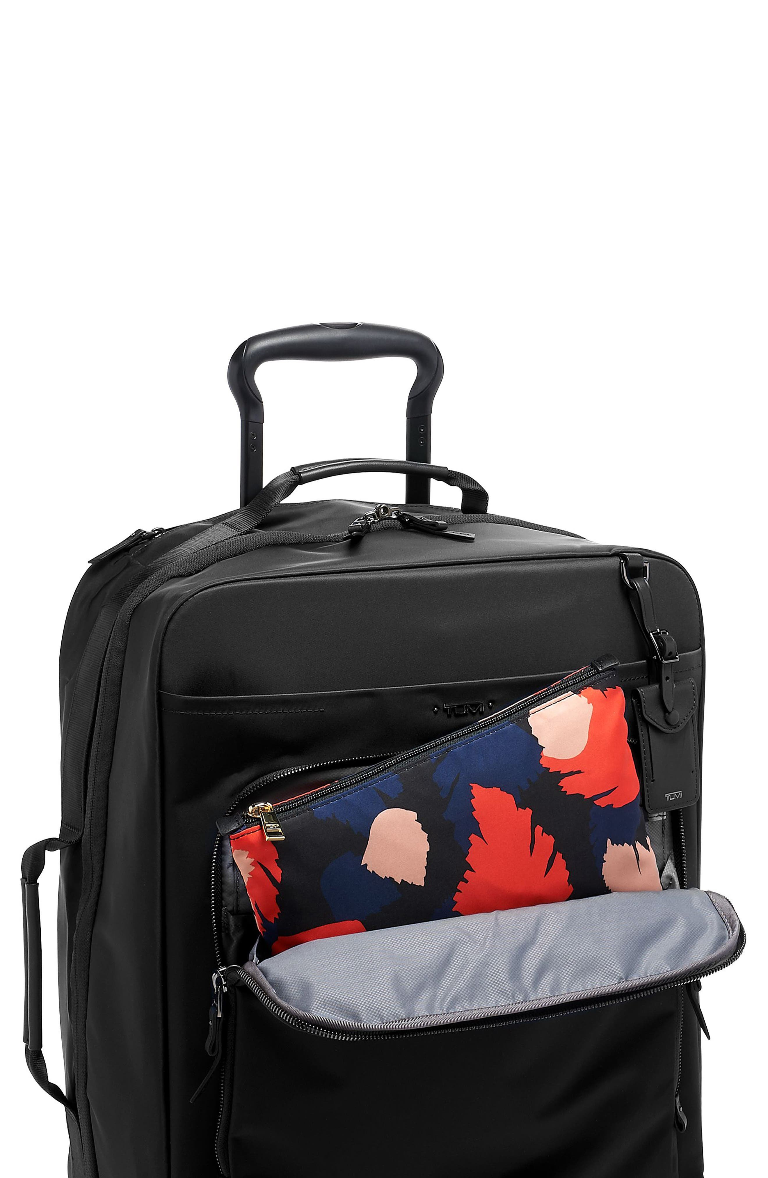 ,                             Voyageur - Just in Case<sup>®</sup> Nylon Travel Tote,                             Alternate thumbnail 5, color,                             CONGO MULTI PRINT