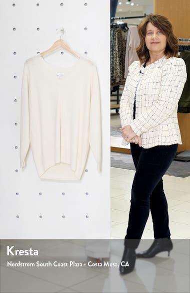 Ribbed V-Neck Sweater, sales video thumbnail