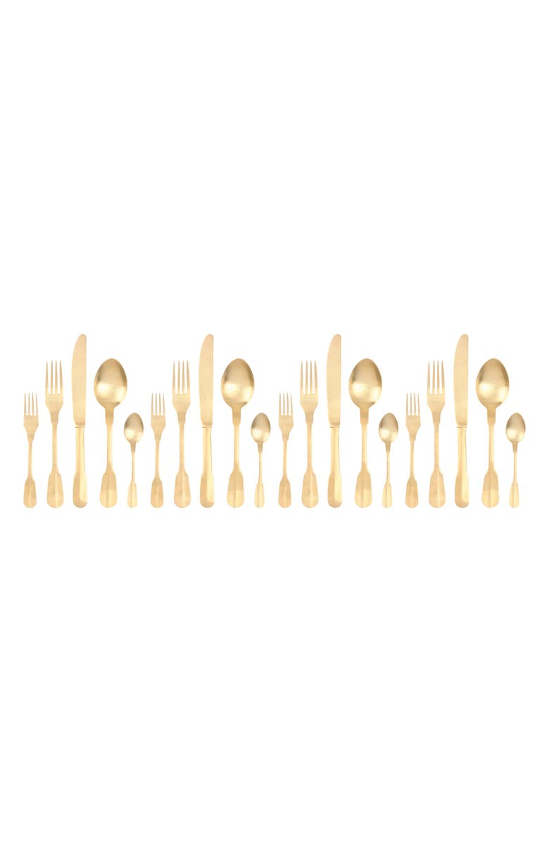 CANVAS HOME Madrid 20-Piece Flatware Set, Main, color, 710