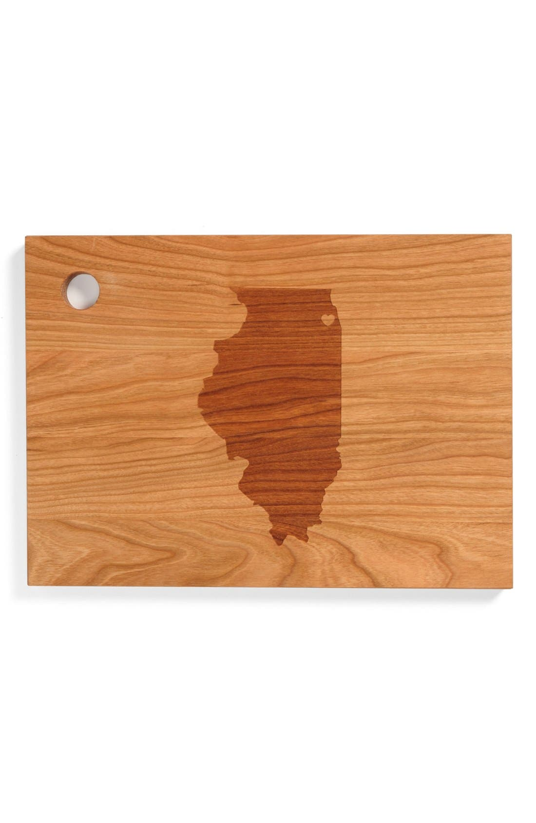 ,                             'State Silhouette' Cutting Board,                             Main thumbnail 13, color,                             212
