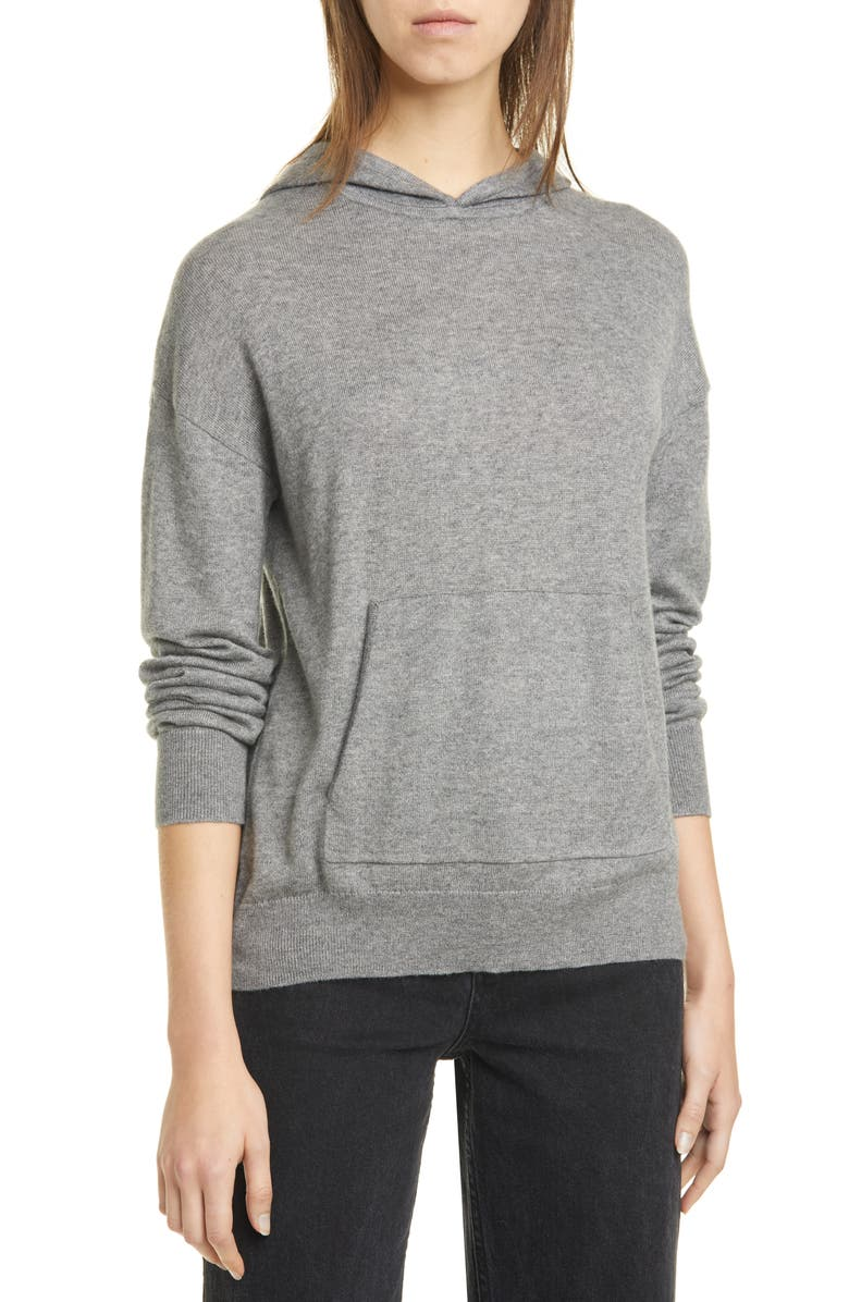 THEORY Aria Hooded Sweater, Main, color, 020